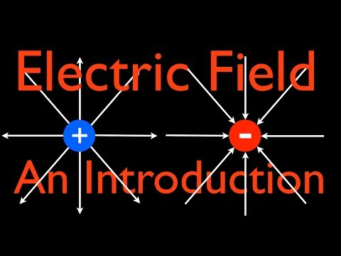 Electric Field, An Explanation