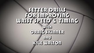 Setter Drills for Improving Wrist Speed and Timing Mp3