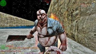 Counter-Strike: Zombie Escape Mod - ze_Rock_Escape_DP [NEW MAP]