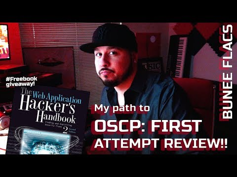 OSCP: FIRST ATTEMPT REVIEW!!