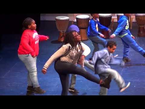 Bronx Community Charter School, Performing Arts Night 2018