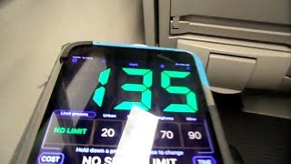 Amtrak high speed Acela Express 135 mph