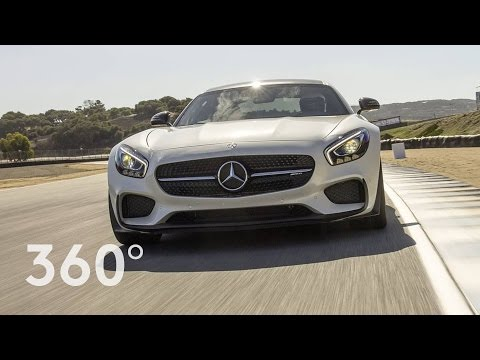 AMG GT 360 Video Review with Chris Harris