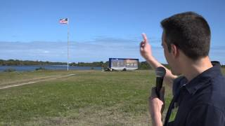 SpaceX DSCOVR Launch - A short tour of the Kennedy Space Center from the NASA Press Site