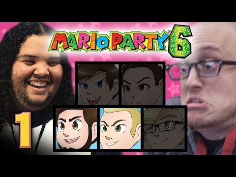"Mario Party 6: ""Hazing ESAM and MVD"" - EPISODE 1 - Friends Without Benefits"