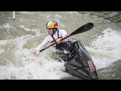 On The Water with Extreme Kayaker Nouria Newman