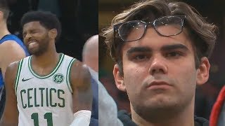 Kyrie Irving Disappoints Celtics Fan After Missing Game Tying Shot With Hayward! Celtics vs Magic