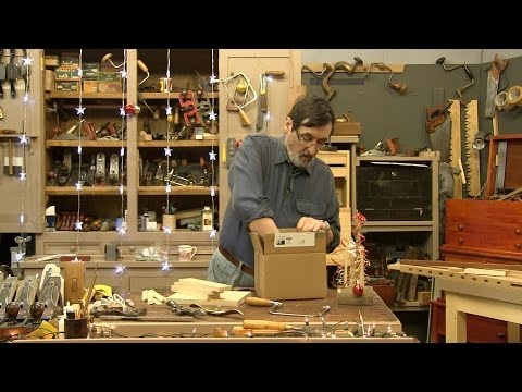 Woodworking Christmas Gifts and Projects | Paul Sellers