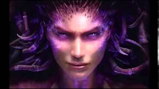 Starcraft 2_ Heart of the Swarm Soundtrack - 11 - Whispering from the Stars
