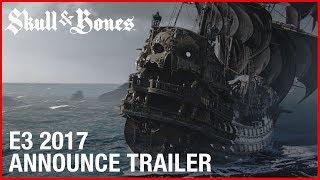 skull and bones e3 2017 cinematic announcement trailer   ubisoft us