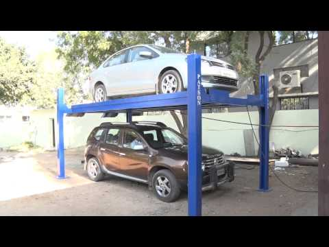Car parking lift leading manufacturers in india
