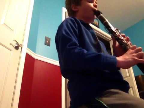 Josiah blue belt solo