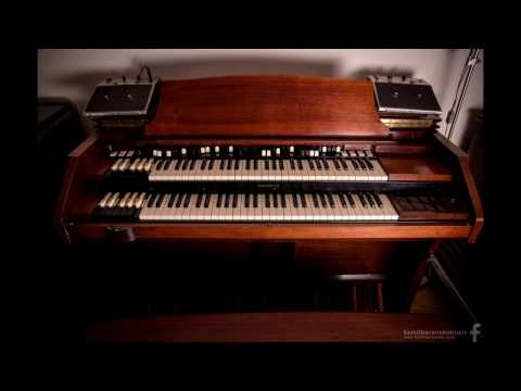 Hammond RT3 (C3/B3/A100) w/Leslie 760. Best photos on the internet and unprocessed studio recording.