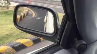 台中高速駕訓班-木木教練 曲線進退(S型進退)教學示範。