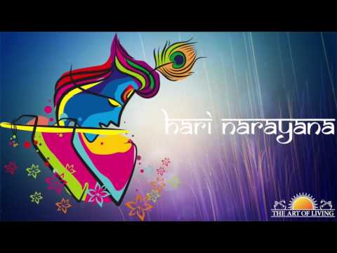 Hari Narayana song | Chitra Roy | Art of Living Bhajan