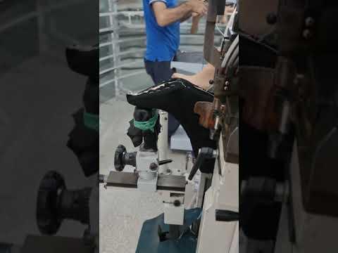 TOE AND SEAT LASTING MACHINE - WOMAN LINE