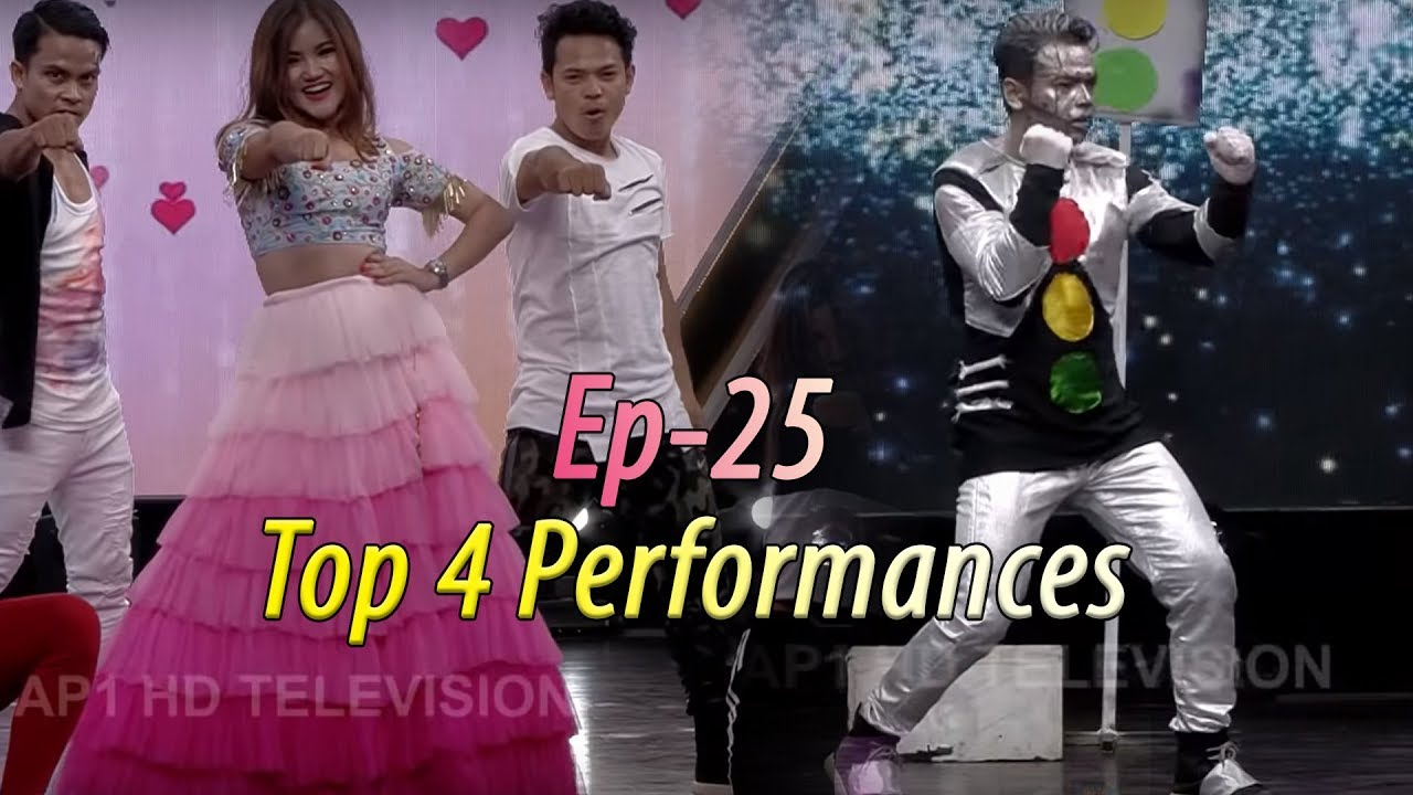 Boogie Woogie | Full Episode 25 | OFFICIAL VIDEO| AP1 HD TELEVISION| TOP 4 ELIMINATION