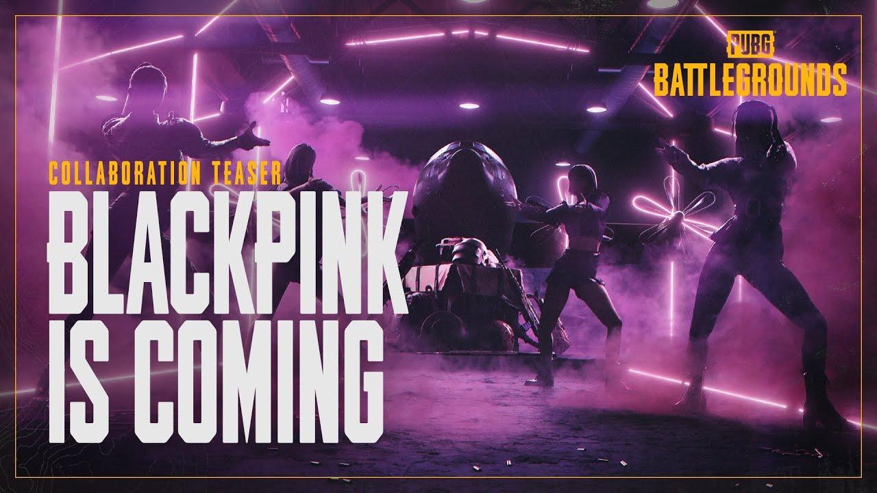 BLACKPINK IS COMING | PUBG