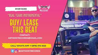 Real Tears Instrumental Prod by Anthony Records