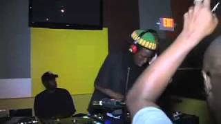 6 sound clash at the Beehive Lounge, Dimension Joseph- Buckingham P...
