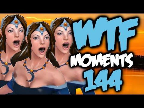 Dota 2 WTF Moments 144