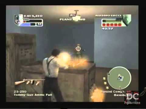Download The Godfather The Game  Ps2  Destroy The Barzini Compound I Destroying The Compound From Th