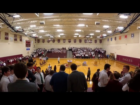 Bishop Watterson High School - Ash Wednesday Mass