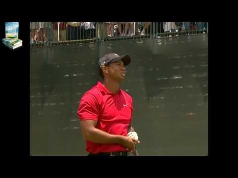 Champion Tiger Woods' Best Golf Shots 2008 US Open Championship