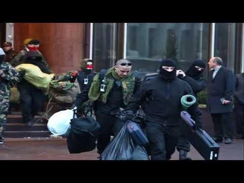 Снайперы коменданта майдана