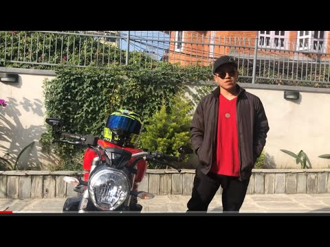 1Year Ownerships Review Of Ducati Monster 821 |Nepal |2018