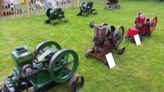 Stationary engines- Saffron Walden 2017