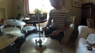 Drum Improv (incl. 777 9311, Cissy Strut, Sex Machine)
