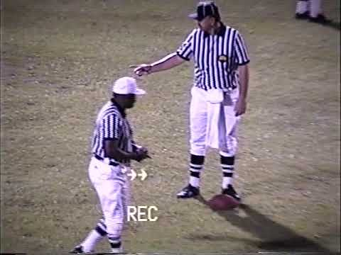 Miami Killian Vs Miami Palmetto Football 1998 At Harris Field Whole Game