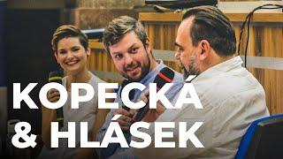 DEEP TALKS 47: Martina V. Kopecká a Vratislav Hlásek - Jak budovat spokojený partnerský vztah?
