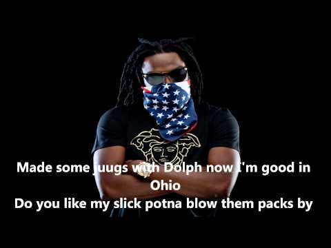 YOUNG SCOOTER feat. GUCCI MANE - WORK (LYRICS)