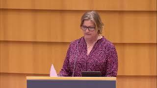 Karin Karlsbro 21 Jan 2021 plenary speech on human rights situation in Vietnam