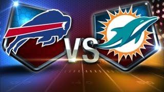 Buffalo Bills vs Miami Dolphins Postgame 11-17-19