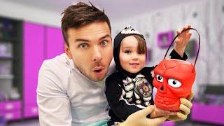 Histoire des bonbons pour les enfants, video infantiles de Five Kids