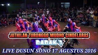 Video JATHILAN TURONGGO MUDHO CINDELARAS BABAK 3 LIVE DUSUN SONO 17 AGUSTUS 2016 download MP3, 3GP, MP4, WEBM, AVI, FLV Juni 2018