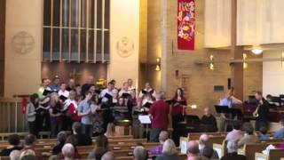 All Good Gifts - Augustana Lutheran Church Choir 10.27.2013