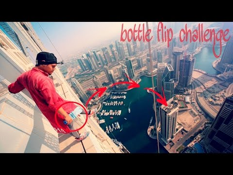 100 Best Bottle Flip Challenge Compilation INCREDIBLE!! Ita!