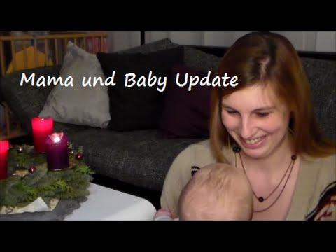 mama und baby update 5 frieda ist 6 monate alt youtube. Black Bedroom Furniture Sets. Home Design Ideas