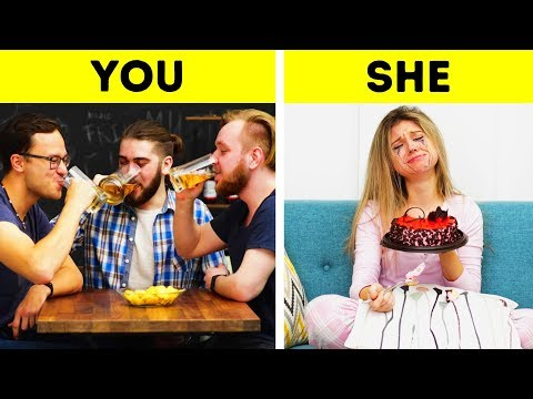 ABOUT REAL DIFFERENCE BETWEEN WOMEN AND MEN