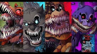 Video All FNAF extra Characters Voices SFM download MP3, 3GP, MP4, WEBM, AVI, FLV Maret 2018