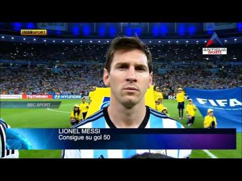 Lionel Messi más cerca de volverse el máximo goleador de Argentina