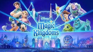 Disney Magic Kingdoms - Gameplay (ios, ipad) (RUS)