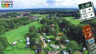 Camping Kuiperberg Ootmarsum droneflight