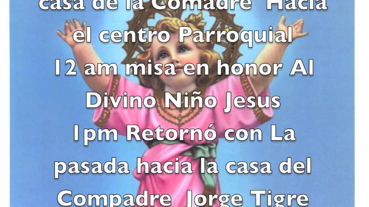 Invitacion Fiesta Del Niño Youtube