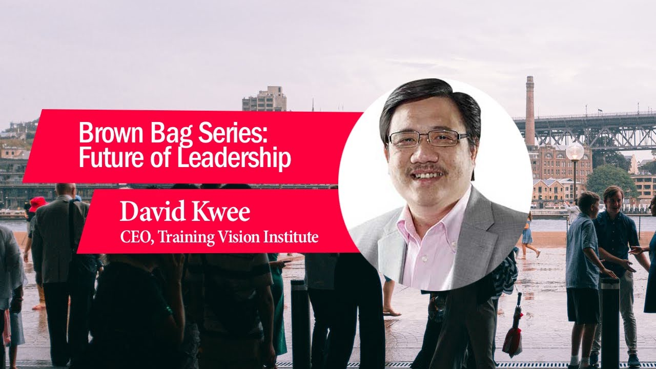 Brown Bag Series: Future of Leadership