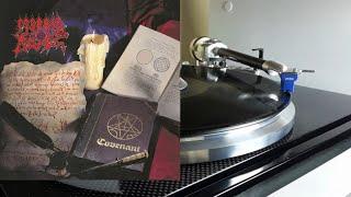MORBID ANGEL Covenant FDR (Full Album) Vinyl rip